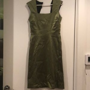 Used Green dress in great condition